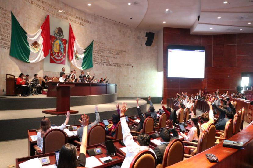 Oaxaca, primer estado en aprobar Ley de Extinción de Dominio Federal: Morena