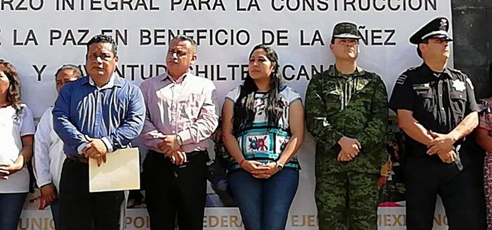 Chiltepec sede de la primera reunión de Seguridad y Prevención del Delito en la Cuenca