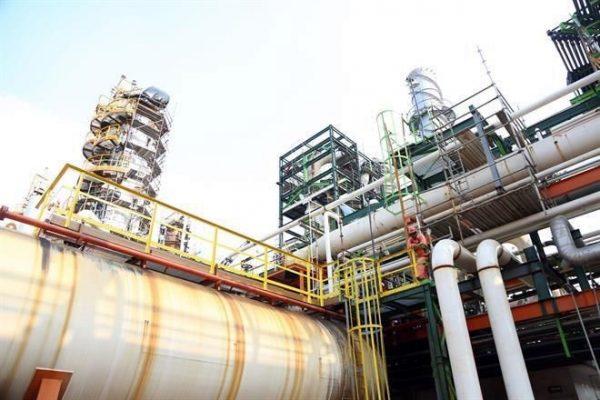Paran refinería de Salamanca