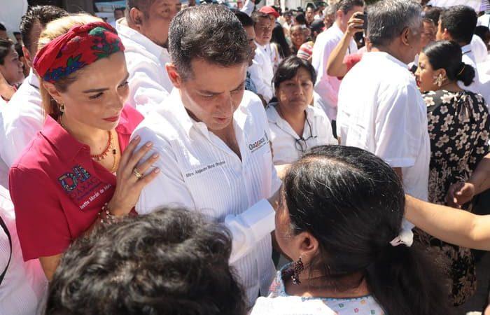 Destina Alejandro Murat más de 24 MDP  en apoyos a la Costa