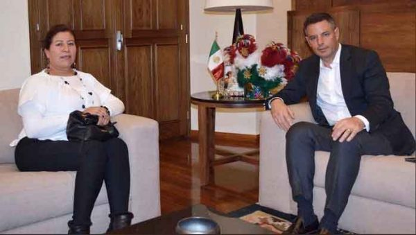 Reafirma Alejandro Murat compromiso de su gobierno con las nuevas autoridades municipales de Oaxaca