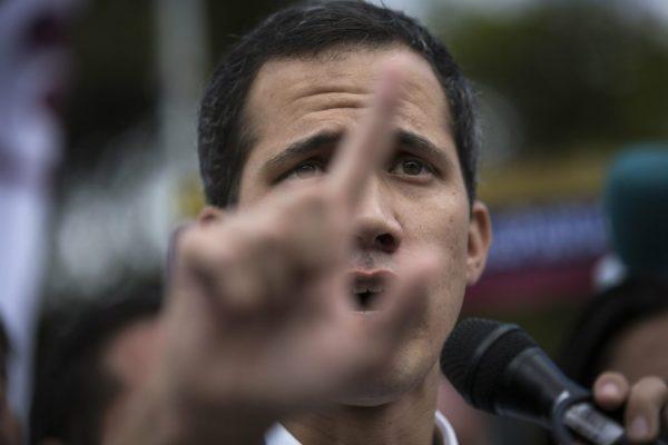 """AMLO """"hará lo correcto"""" en caso Venezuela, confía Guaidó"""