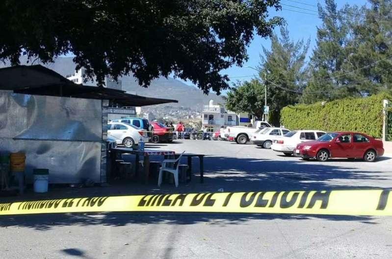 Asesinan a expolicía ministerial frente a Fiscalía de Guerrero