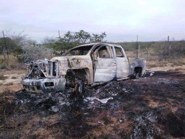Hallan 20 cuerpos en Tamaulipas, 17 calcinados