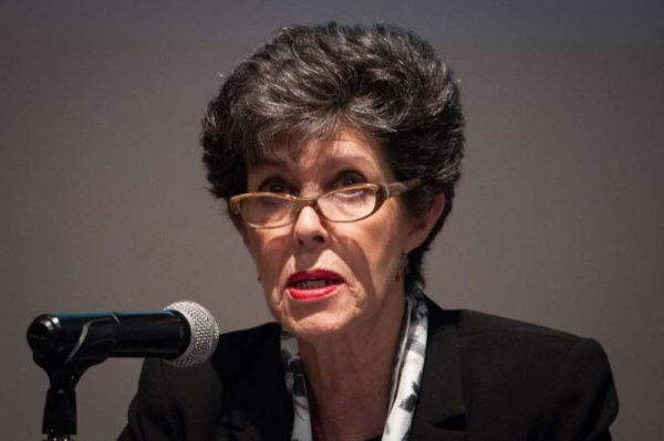 Janine Otálora renuncia como presidenta del Tribunal Electoral