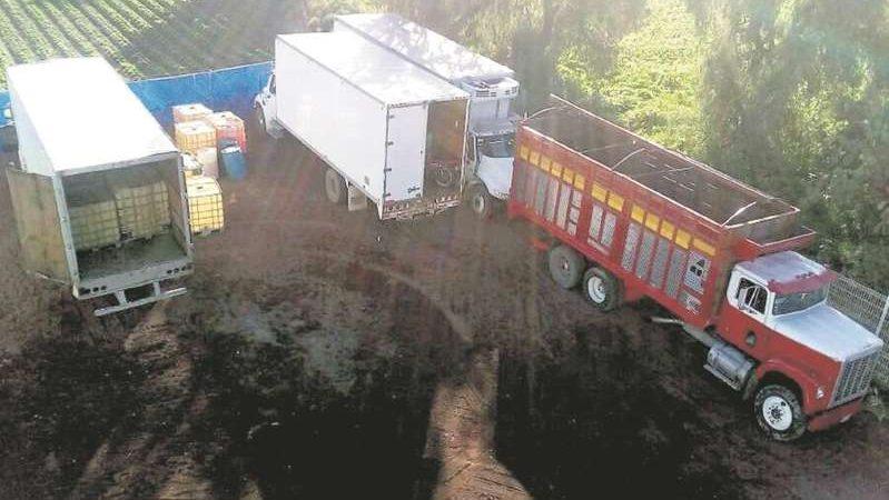Indagan a transportistas y proveedores de Pemex por huachicoleo