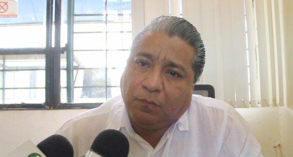 Exigen salida de Beto Chávez de la Delegación Regional del IEEPO