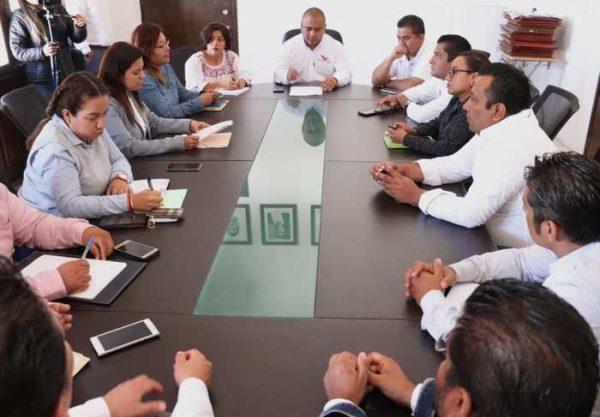 Gobierno municipal de Santa Lucía del Camino instala comité de Protección Civil