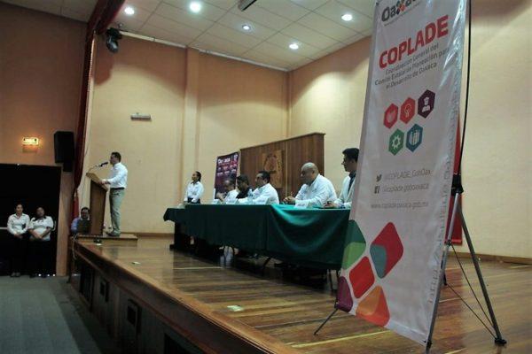 Impulsa Coplade histórico reporte del gasto social de ayuntamientos de Oaxaca