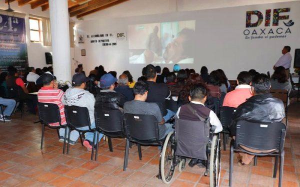 DIF Estatal Oaxaca participa en la inauguración de la 24ª Semana Nacional Compartiendo Esfuerzos
