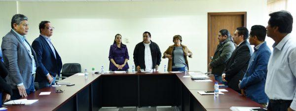 Inicia Congreso entrevistas a aspirantes a la Unidad Técnica del OSFE