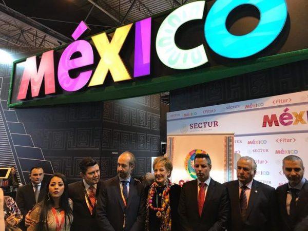 Impulsa Sectur Oaxaca atractivos del estado en la Fitur 2019