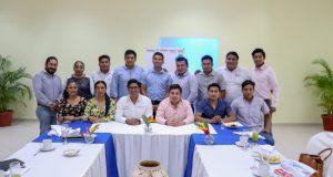 Imjuve e Injeo presentan políticas públicas en materia de juventud