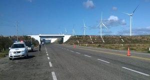 Implementa CEPCO operativo por vientos fuertes en el Istmo