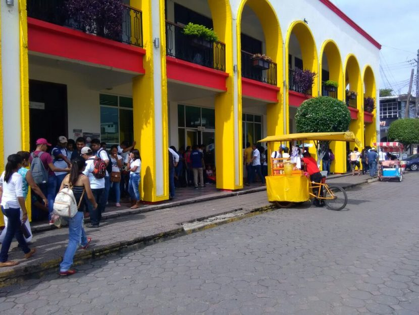 IMJUT sin censo de jóvenes de Tuxtepec