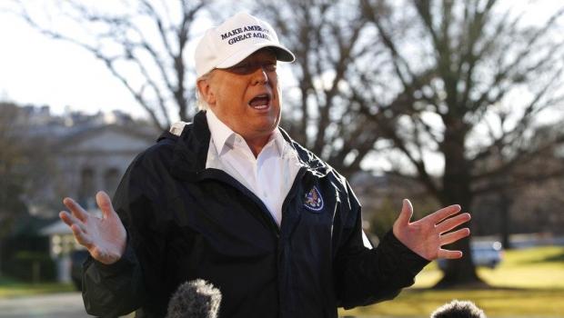 Nunca dije que México me iba a hacer un cheque por el muro: Trump