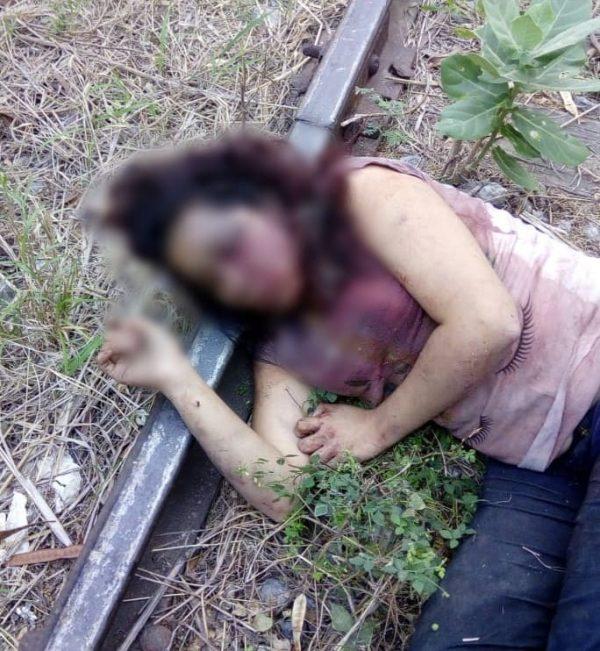 Hallan a mujer con rostro desfigurado por cortaduras en Salina Cruz