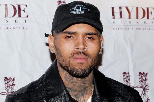 El rapero Chris Brown es arrestado, acusado de violación