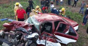 Deja un muerto y 5 heridos en choque en el Istmo