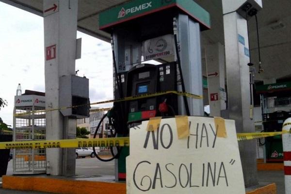 Pide CNDH asegurar abasto de combustible