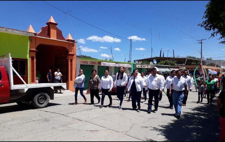 Alcaldesa en Oaxaca renuncia y deja cargo a su cuñado