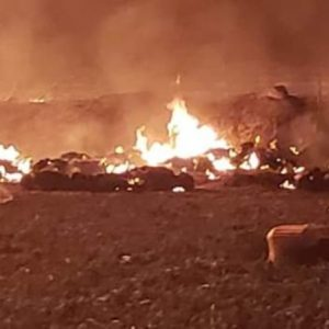 Imágenes impactantes tras la explosión del ducto de pemex en Hidalgo