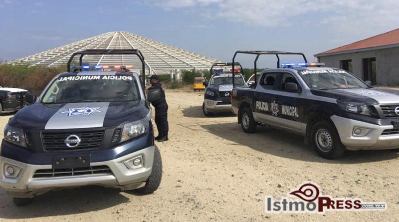 Reforzaran la seguridad de Juchitán, la novena ciudad más violenta del país