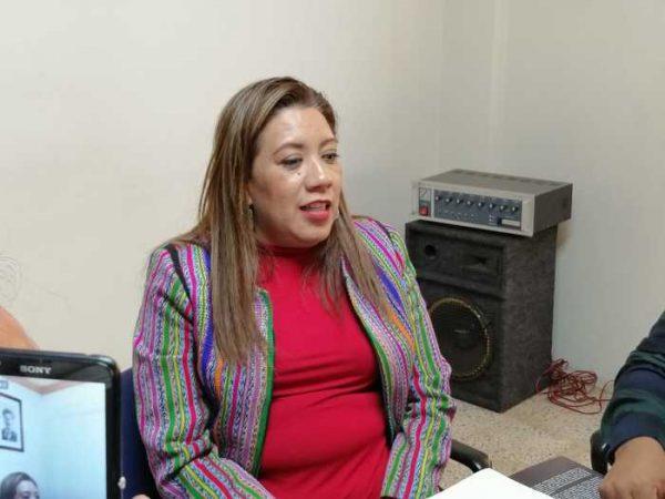 Sin sectarismo en los programas federales: Nancy Ortiz