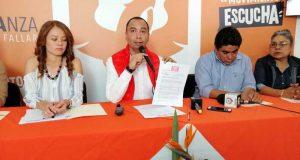 El Partido Movimiento Ciudadano de Oaxaca se queda sin prerrogativas
