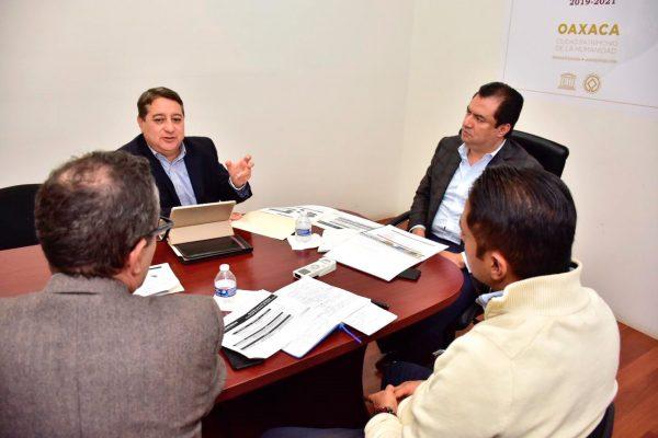 Municipio de Oaxaca y BANOBRAS buscarán proyectos estratégicos para la capital