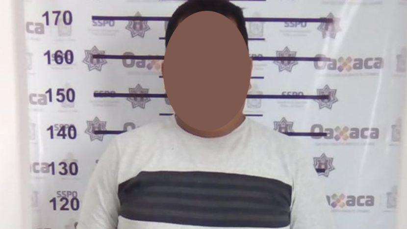 Detiene Policía Estatal a persona armada en la Costa