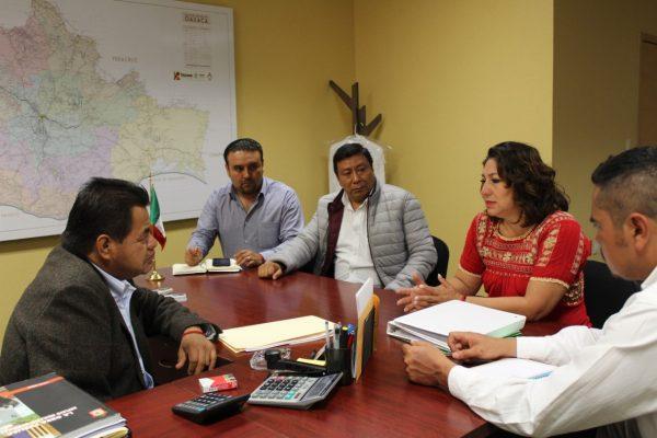 Intensifica Sinfra colaboración y trabajo con autoridades municipales