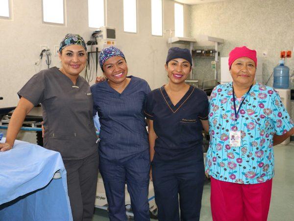 Las y los enfermeros, corazón del sector salud: SSO