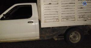Recupera Policía Estatal dos vehículos robados en la Mixteca