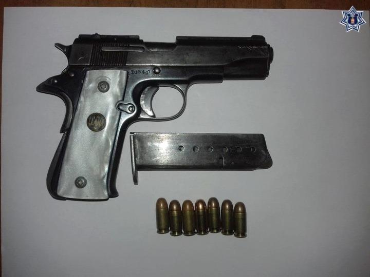 Detiene la Policía Estatal a un armado en la Costa: SSPO