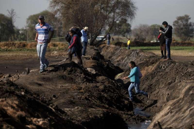 Policía Federal localiza 18 tomas clandestinas en Hidalgo