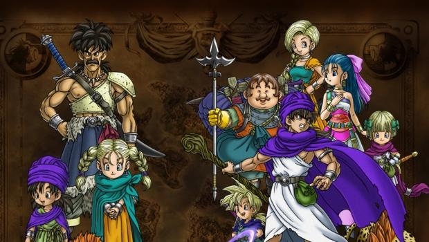Dragon Quest también tendrá su película animada