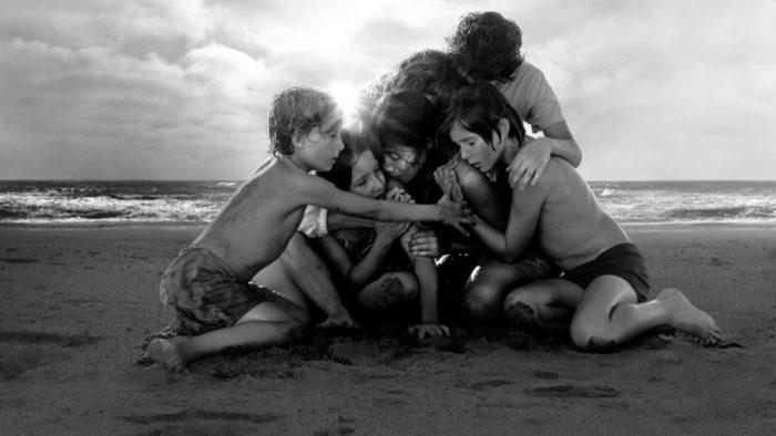 'Roma' se lleva cuatro BAFTA: Película, Director, Fotografía y Película Extranjera