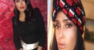 Salma agradece sus 9 millones de seguidores en Instagram