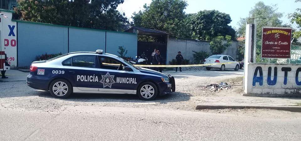 Ejecutan a funcionario del ayuntamiento de Tuxtepec