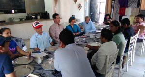 Se organizan empresarios de Tuxtepec para impulsar la campaña