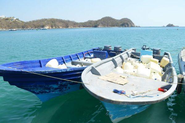 Asegura la SEMAR media tonelada de cocaína en playas de Oaxaca