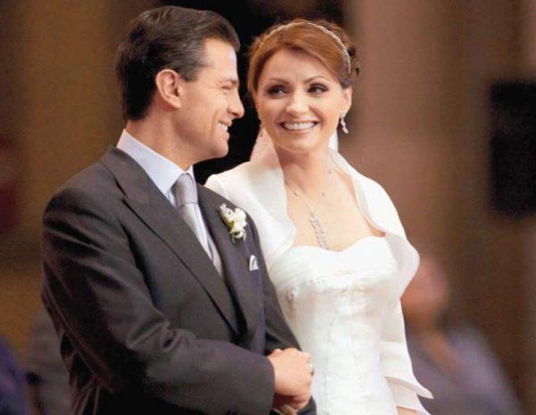 Oficial: Confirma la Gaviota que se divorcia de Peña