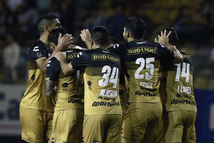 Dorados golea a Zacatepec y aspira a Octavos de Copa MX