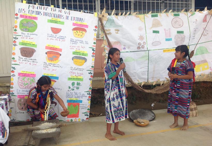 Celebrarán día internacional de la lengua materna en Ojitlán