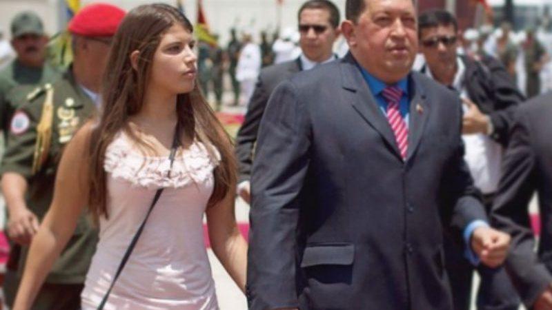 Hijos de Hugo Chávez e hijastros de Maduro presumen vida de lujos en redes