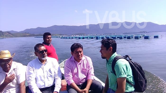 Impulsará Irineo Molina proyectos de acuacultura en la Cuenca