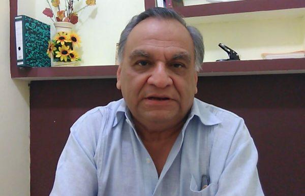 Se declara listo Grajales para encabezar el Comité Municipal del PVEM