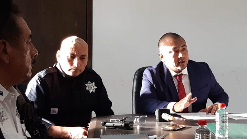 Se reforzará vigilancia en Santa Lucía del Camino: Edil
