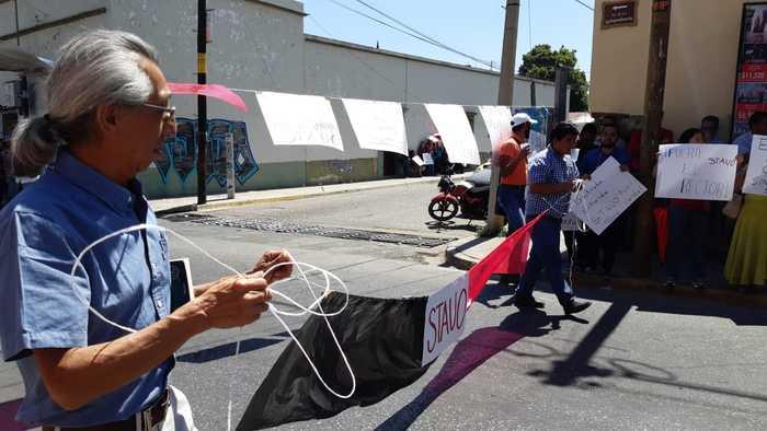 STAUO podría estallar otra huelga en la UABJO